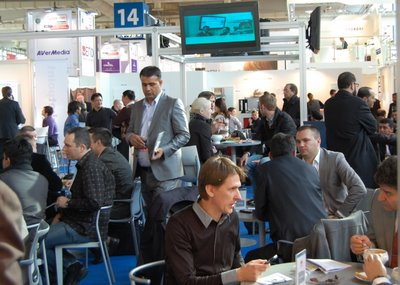 The Right Way to Exhibit at CeBIT